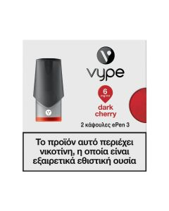 Vype ePen 3 Pods - Dark Cherry